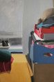 Zbyněk Linhart, U okna - Matisse 2, 2004