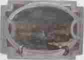 Lucie Ferliková, Bouře nad mořem, překližka, akryl, 40x28cm, 2004