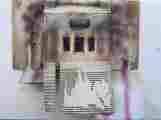 Lucie Ferliková, Fearful house, conbinated technique, 2002