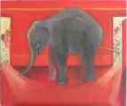 Lucie Ferliková, Fear of elephant, 2008