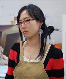 Misung Kwak, South Korean art graduate